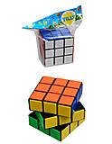 Игровой и обучающий кубик Рубика, 588-5.8D, купить