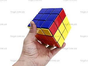Головоломка-игрушка «Кубик Рубика», 589-9.5, фото