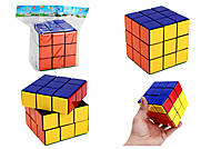 Головоломка-игрушка «Кубик Рубика», 589-9.5