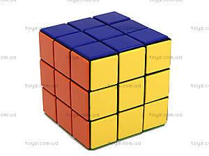 Головоломка-игрушка «Кубик Рубика», 589-9.5, отзывы