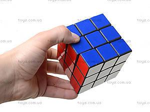 Классическая логическая игрушка «Кубик Рубика», 89080, купить