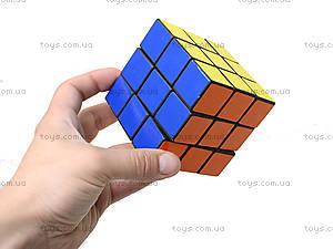 Классическая логическая игрушка «Кубик Рубика», 89080, фото