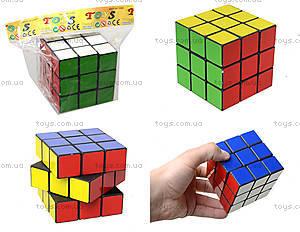 Классическая логическая игрушка «Кубик Рубика», 89080