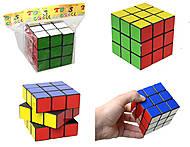 Классическая логическая игрушка «Кубик Рубика», 89080, отзывы
