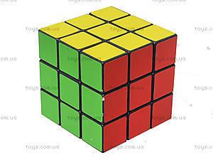 Классическая логическая игрушка «Кубик Рубика», 89080, игрушки