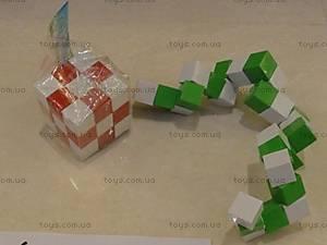 Кубик Рубика для детей «Змейка» , 625-1