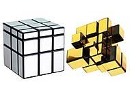 Кубик Рубика золото- серебро, IGR65, фото