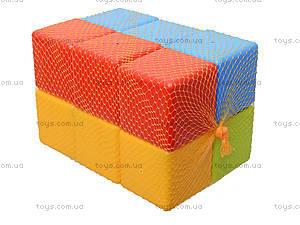 Кубики для детей, 12 штук, 1-068, купить