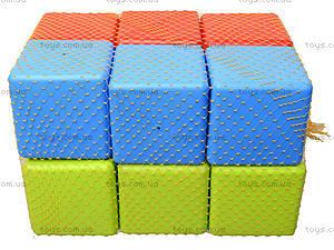 Кубики для детей, 12 штук, 1-068, отзывы