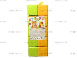 Детские кубики, 20 штук, 1-061, фото