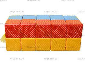 Детские кубики, 20 штук, 1-061, цена
