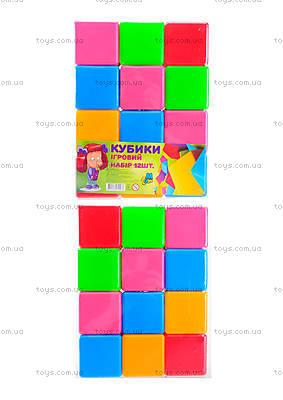 Игровой набор «Большие кубики»,