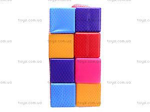 Набор кубиков цветных, 1111, купить