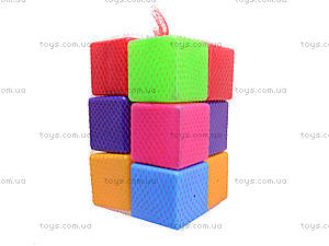 Набор кубиков цветных, 1111, отзывы