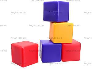 Набор кубиков цветных, 1111, цена