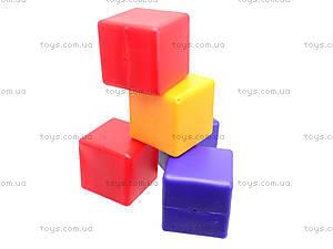 Набор кубиков цветных, 1111, магазин игрушек