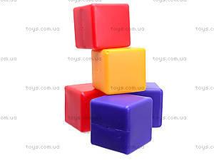 Набор кубиков цветных, 1111, toys.com.ua