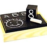 Кубики деревянные для детей, Д446у, отзывы