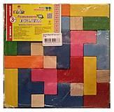 Кубики для логической игры «Собери 3D пазл», Ду-54