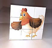 Кубики «Домашние животные» Бамсик, 0411, купить