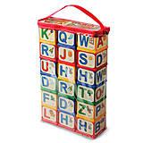 Кубики English alphabet, 18 штук, , купить