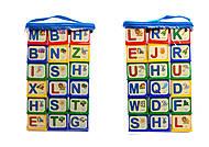 Кубики «English alphabet», , отзывы