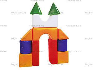 Детские кубики «Конструктор Городок мини»,