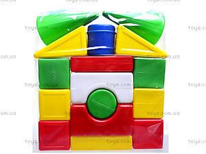 Детские кубики «Конструктор Городок мини», , купить