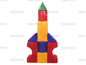 Детские кубики «Конструктор Городок мини», , фото