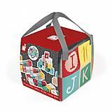 Кубики Janod «Алфавит и цифры», J08077, купить