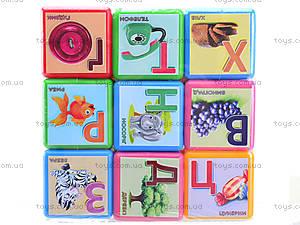 Кубики для детей «Азбука», , цена