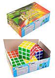 Кубик Рубика 6 штук, 6801, цена