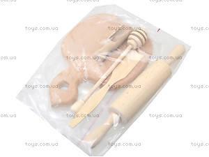 Набор деревянных игрушек «Хозяйка на кухне», К01215, фото
