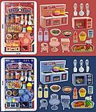 Мини кухня Chef Food 2 цвета, A6619-56, фото
