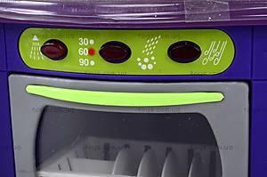 Кухня детская с холодильником, QF1083, фото