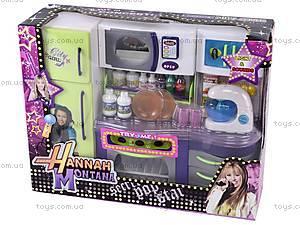 Кухня детская с холодильником, QF1083