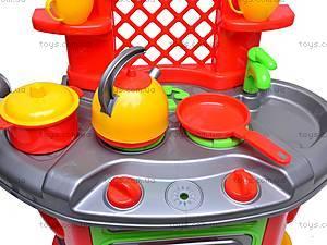 Кухня для девочек, игровая, 0847, игрушки