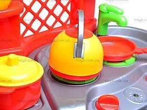 Кухня для девочек, игровая, 0847, магазин игрушек