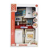 Кухня для кукол, со светом и музыкой, 3032, купить