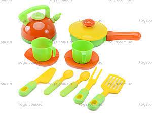 Игровой набор посуды «Кухня Ева», 04-432, купить