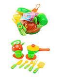 Игровой набор посуды «Кухня Ева», 04-432, отзывы