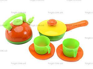 Игровой набор посуды «Кухня Ева», 04-432, цена