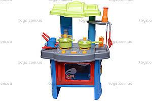 Кухня с микроволновкой и посудой, 008-26A, отзывы