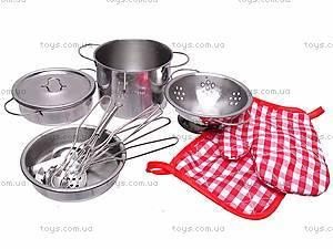 Кухонный металлический набор посуды, PY555-55