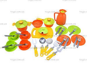 Набор детской посудки, 38 предметов, 3275, отзывы