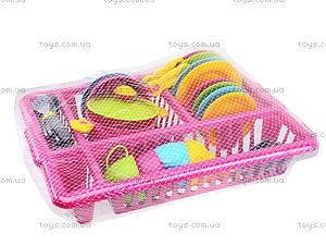 Кухонный набор посуды для детей, 3282, игрушки