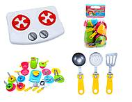 Кухонный набор детской посудки, 3589