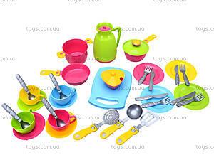 Кухонный набор детской посудки, 3589, отзывы