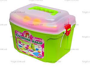 Кухонный набор с игрушечной посудой, 3596, отзывы
