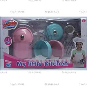 Кухонный набор посуды для детской столовой, S070B